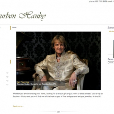 Bourbon Hanby & Ian Towning | Website & Social Media Strategy