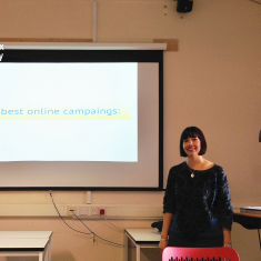 Middlesex University –  Digital Marketing Masters degree course: