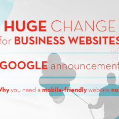 Google mobile search update…. are you ready?