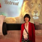 tania founder of red idea at the mindset retreat